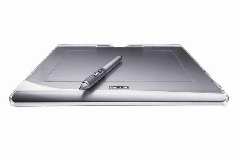 Wacom Graphire 4 Tablet Bamboo graphic